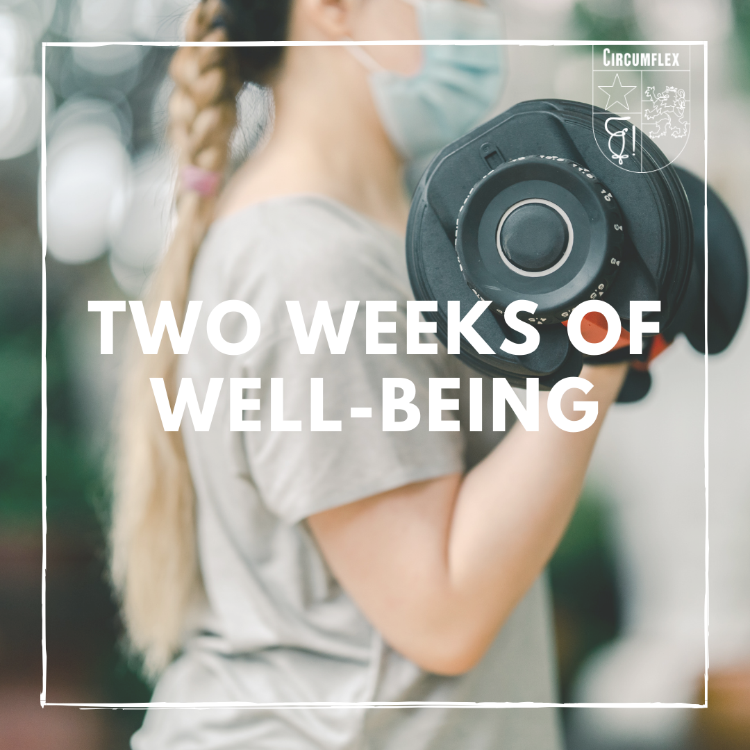 Two Weeks of Well-Being